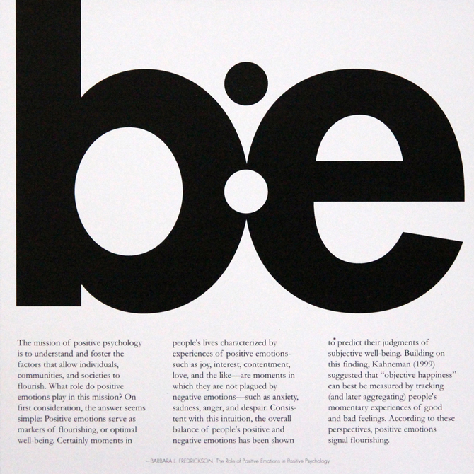 b:e in black text. LSU BFA Studio Art Graphic Design
