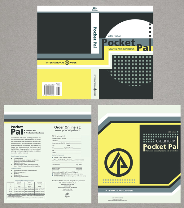 Pocket pal, LSU BFA Studio Art Graphic Design