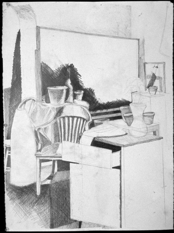 LSU BFA Studio Art Painting and Drawing