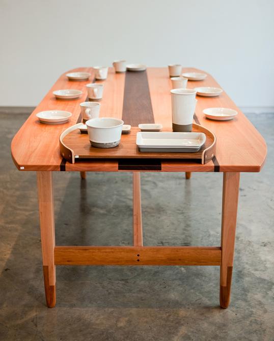 Paul Callahan LSU Studio Art MFA Thesis Ceramics