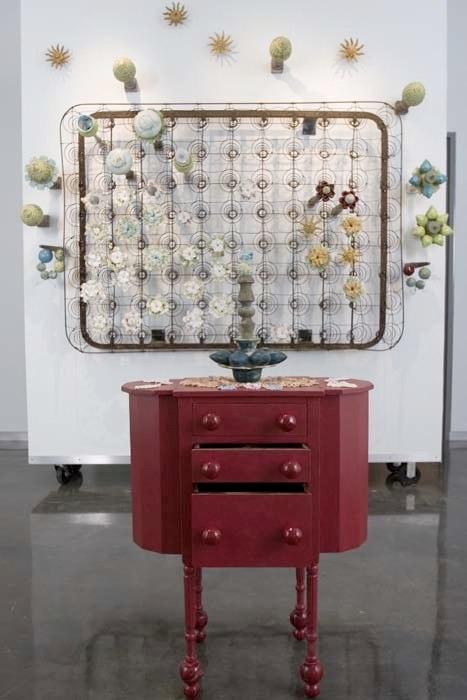 Cynthia Giachetti LSU MFA Thesis Ceramics