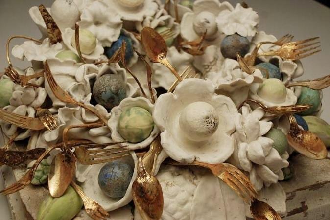 Cynthia Giachetti LSU Studio Art MFA Thesis Ceramics