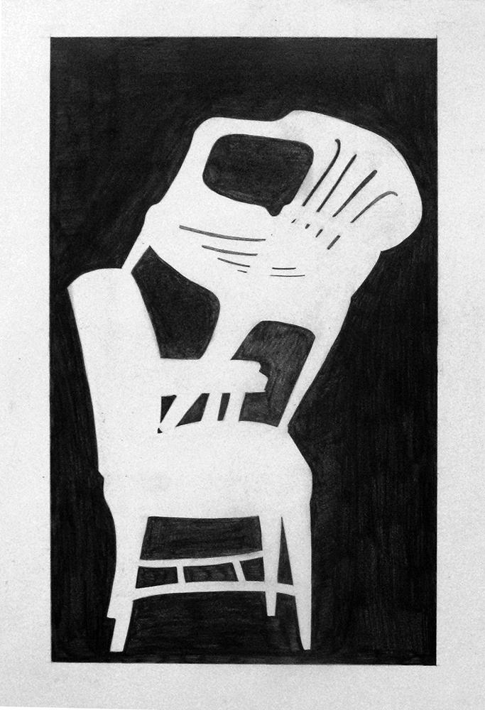 Chairs. BFA Studio Art Foundations