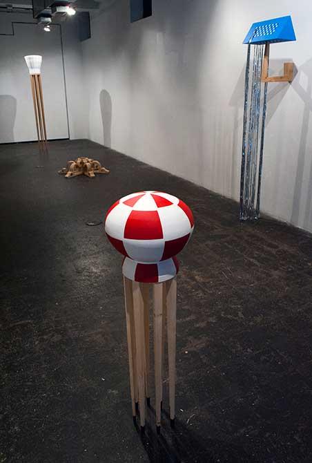 kyle bauer, fairway sculpture