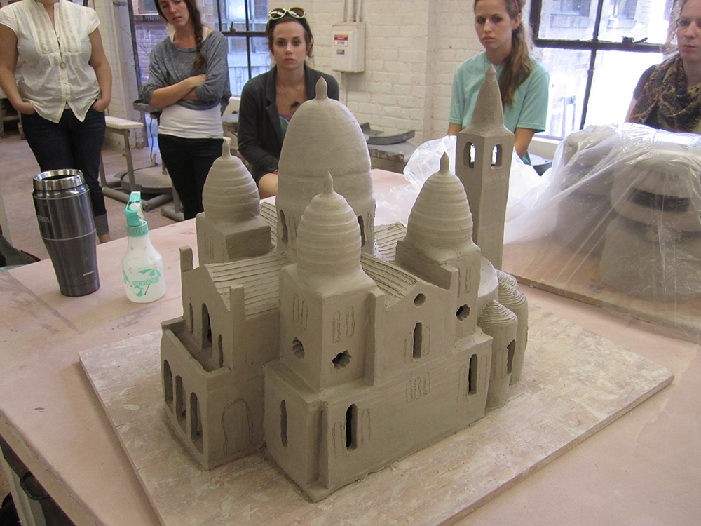 LSU BFA Studio Art Ceramics