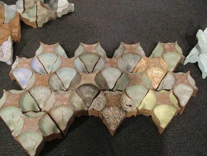 Kimberly Greene LSU MFA Thesis Ceramics