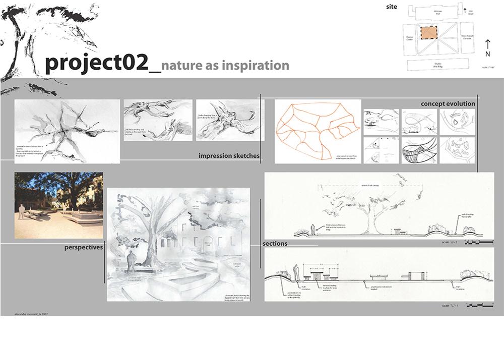 LA 2002 Landscape Design II: Site Design