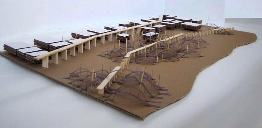 LA 3001 Landscape Design III: Shifting Sands