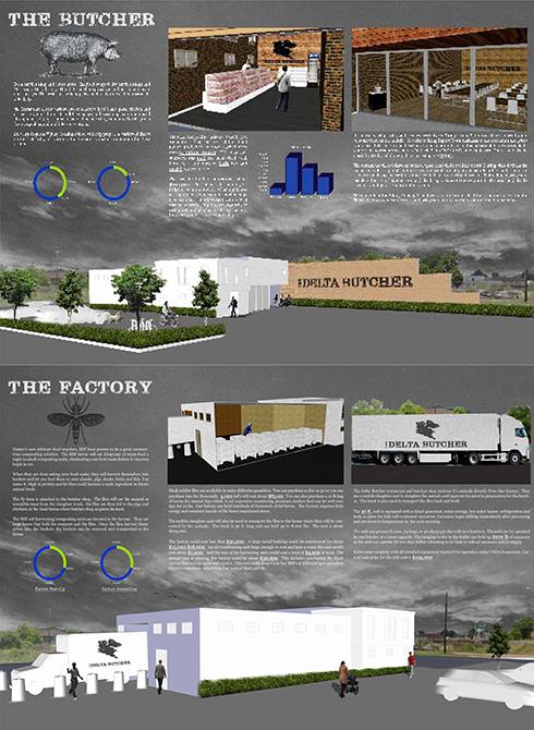 LA 4001 Landscape Design V: Delta Divides