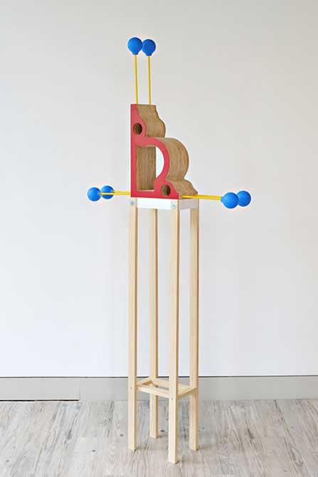 kyle bauer NOLA sculpture