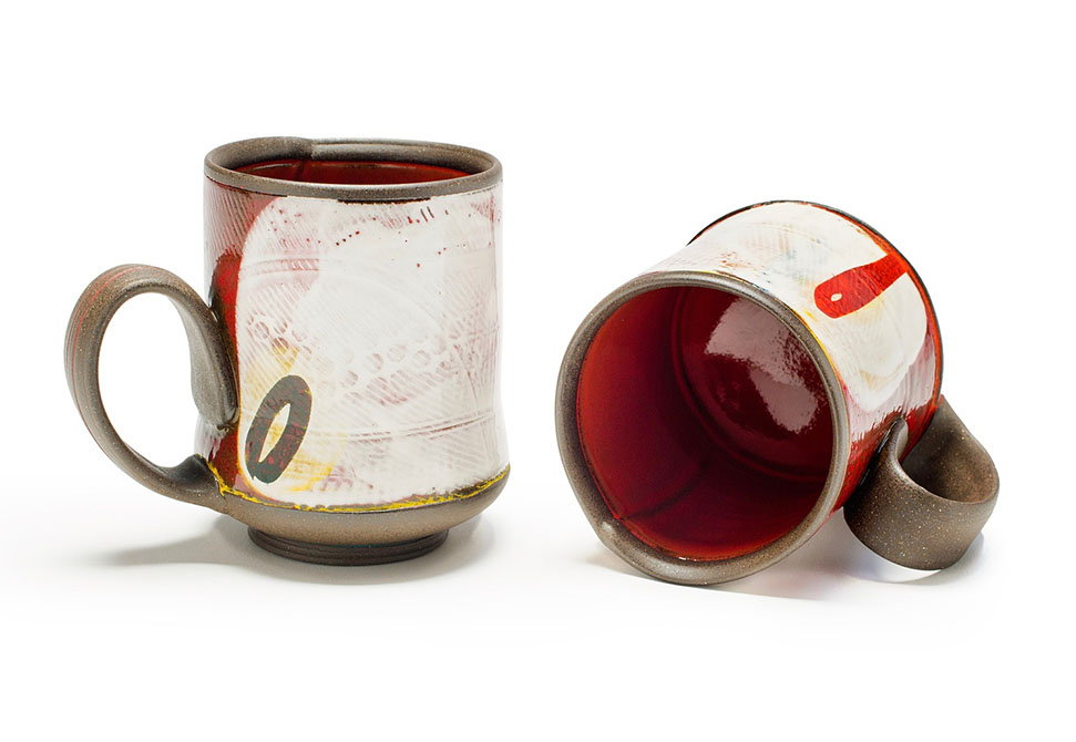 mugs by naomi clement