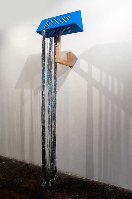 kyle bauer, Radar sculpture
