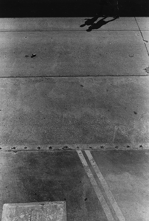 Cement pavement