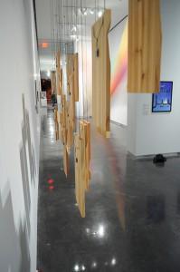 lsu art faculty work