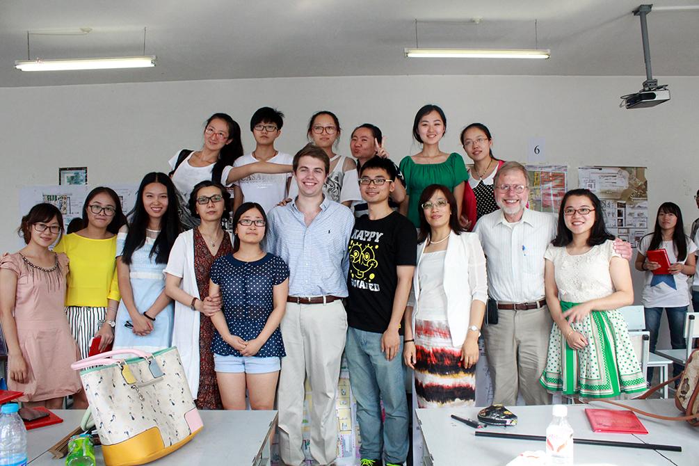 class group shot