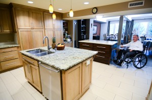 Kitchen design, lsu interior design alumni work