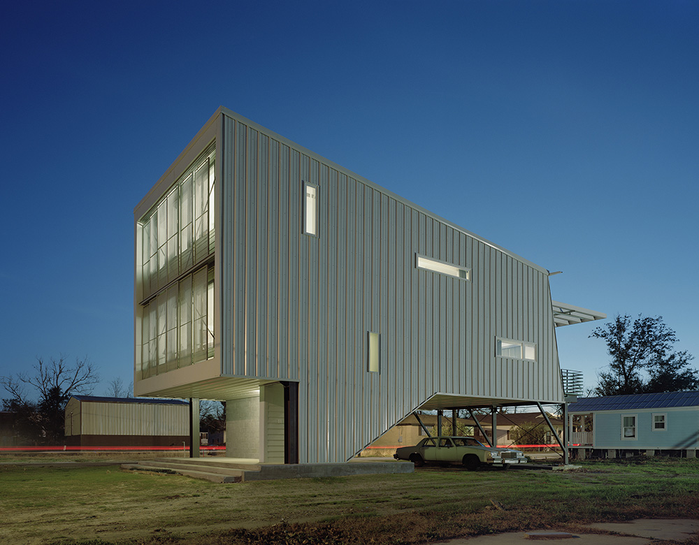 marlon blackwell home design