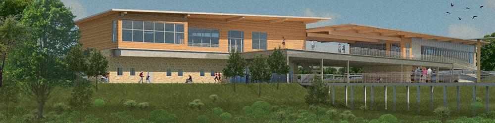 center design, lsu architecture alumni work