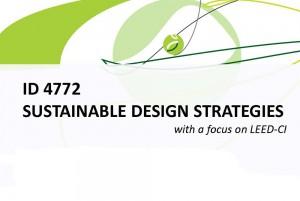 Sustainable Design Strategies
