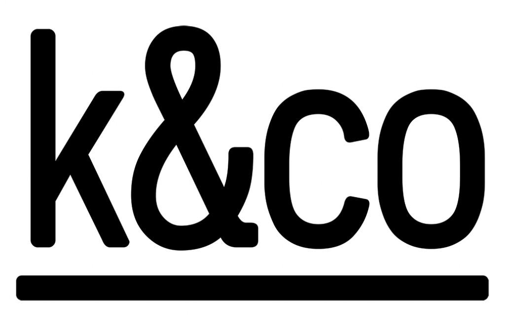 k & co logo
