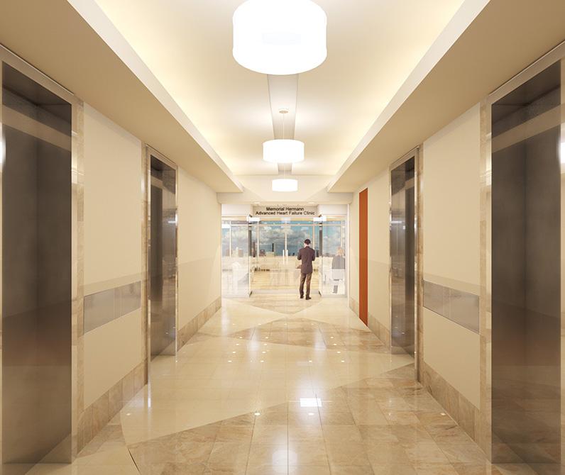 lobby, lsu architecture alumni work