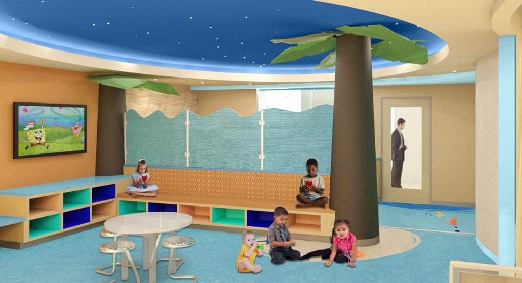 playroom, lsu architecture alumni work