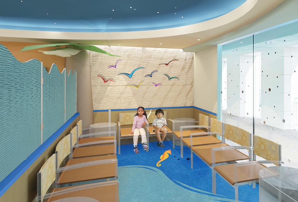 pediatric space, lsu architecture alumni work
