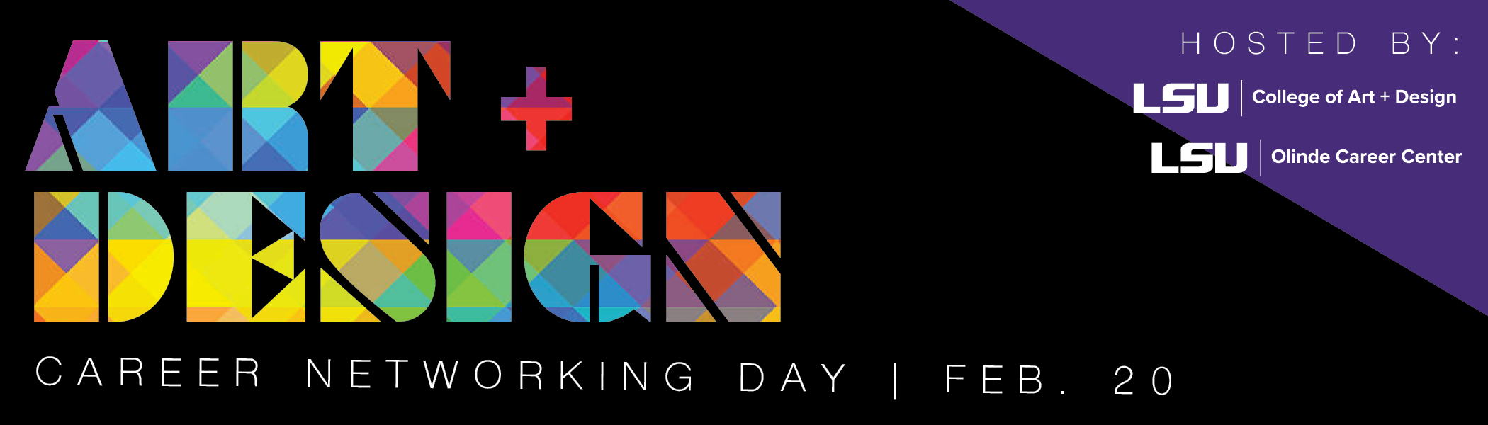 2019 Art & Design Career Networking Day Feb. 20