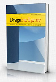 design intelligence 2015 rankings