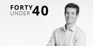 Graphic for Forty Under 40