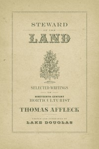 steward of the land by lake douglas
