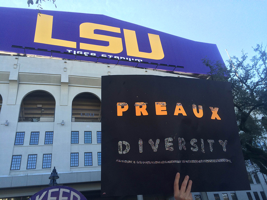 lsu diversity statement