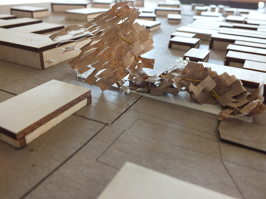 density concept, lsu architecture student work