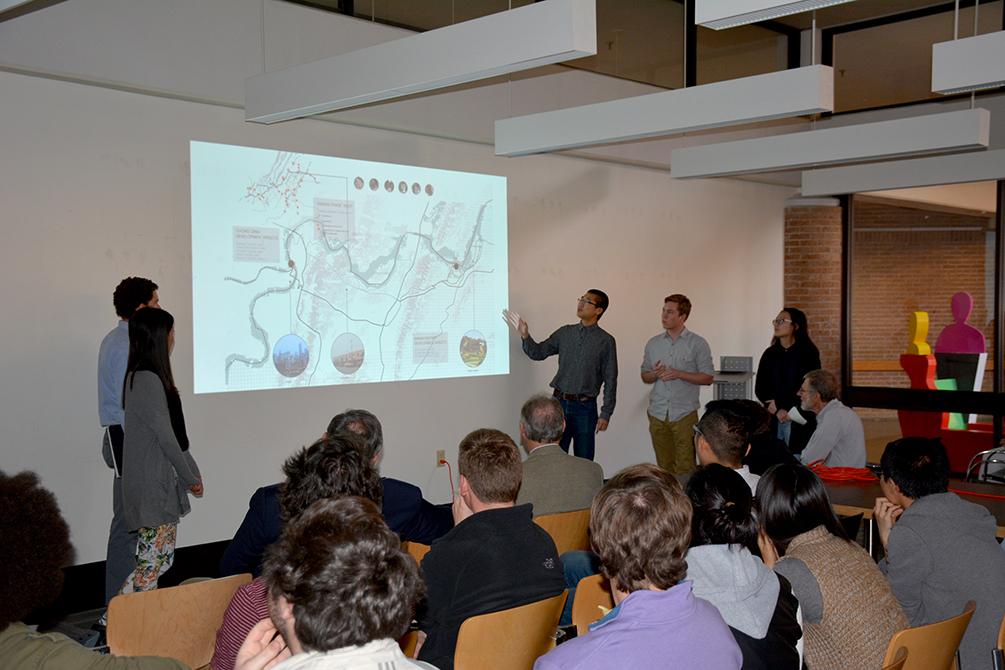 lsu landscape architecture design week presentations