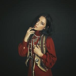Leonela Guzman models Johnny Loves June jewelry. Photograph by Malarie Zaunbrecher