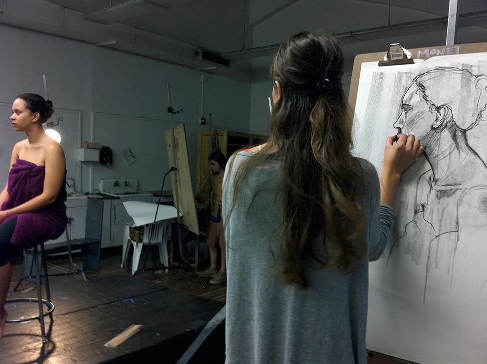 Art 4889 Advanced Figure Drawing