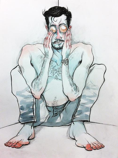 timothy morgan drawing