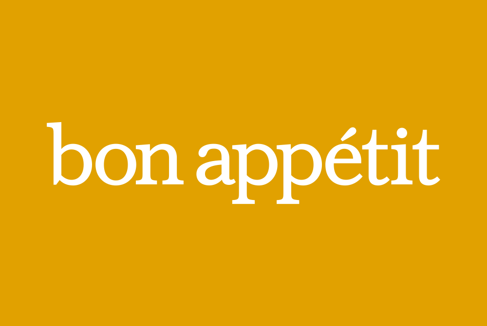 bon appetit, lsu graphic design alumni work