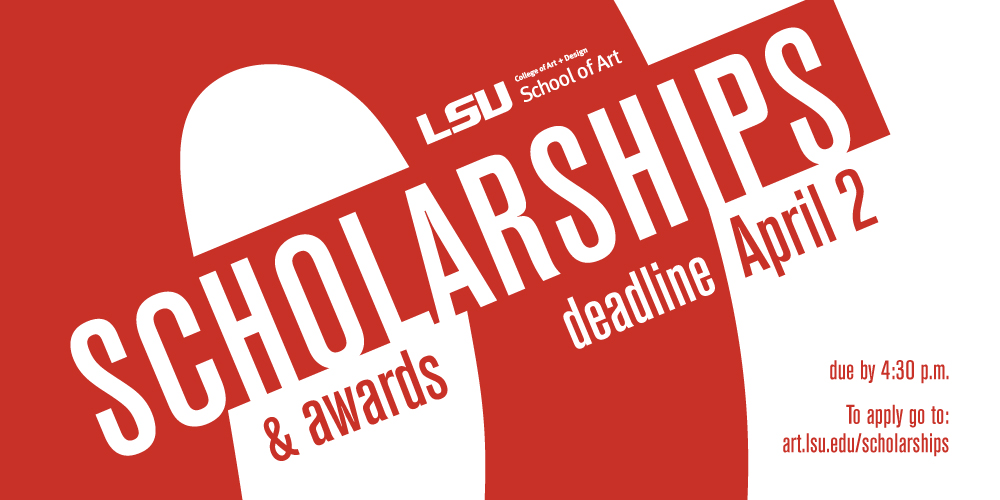 ARTScholarships_Deadline040215_Slider