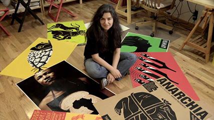 lsu visiting artist luba lukova