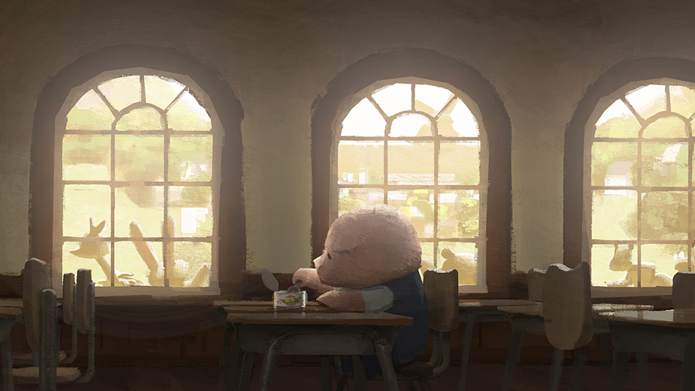 the dam keeper pixar pig