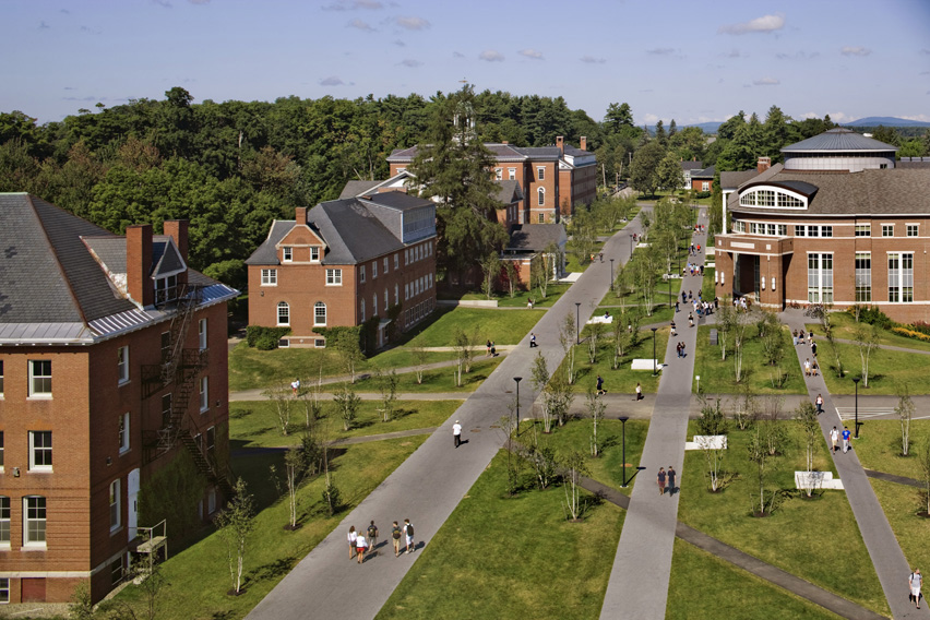 bate's quad, lsu landscape architecture alumni work