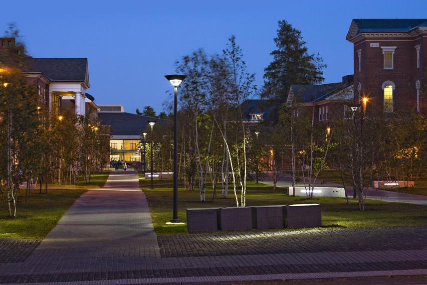 bate's promenade, lsu landscape architecture alumni work