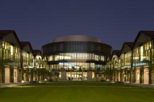LSU business school exterior