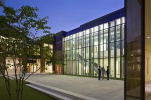 LSU Business College building
