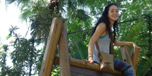 Maria Munoz, lsu landscape architecture student