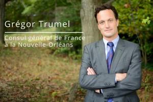 Gregor Trumel, lsu art and design commencement