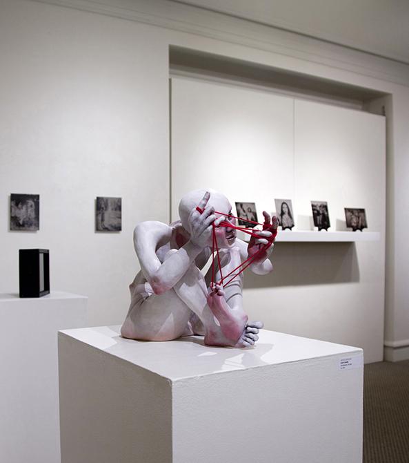 Jenni Lombardi sculpture figure