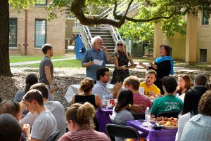 lsu architecture oj baker crawfish boil