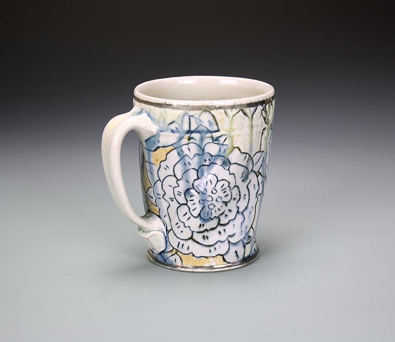 Mike Stumbras ceramics mug